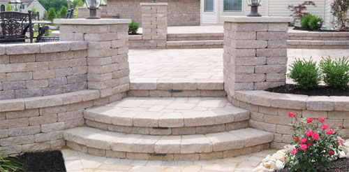 Pavers and Retaining Walls in NJ